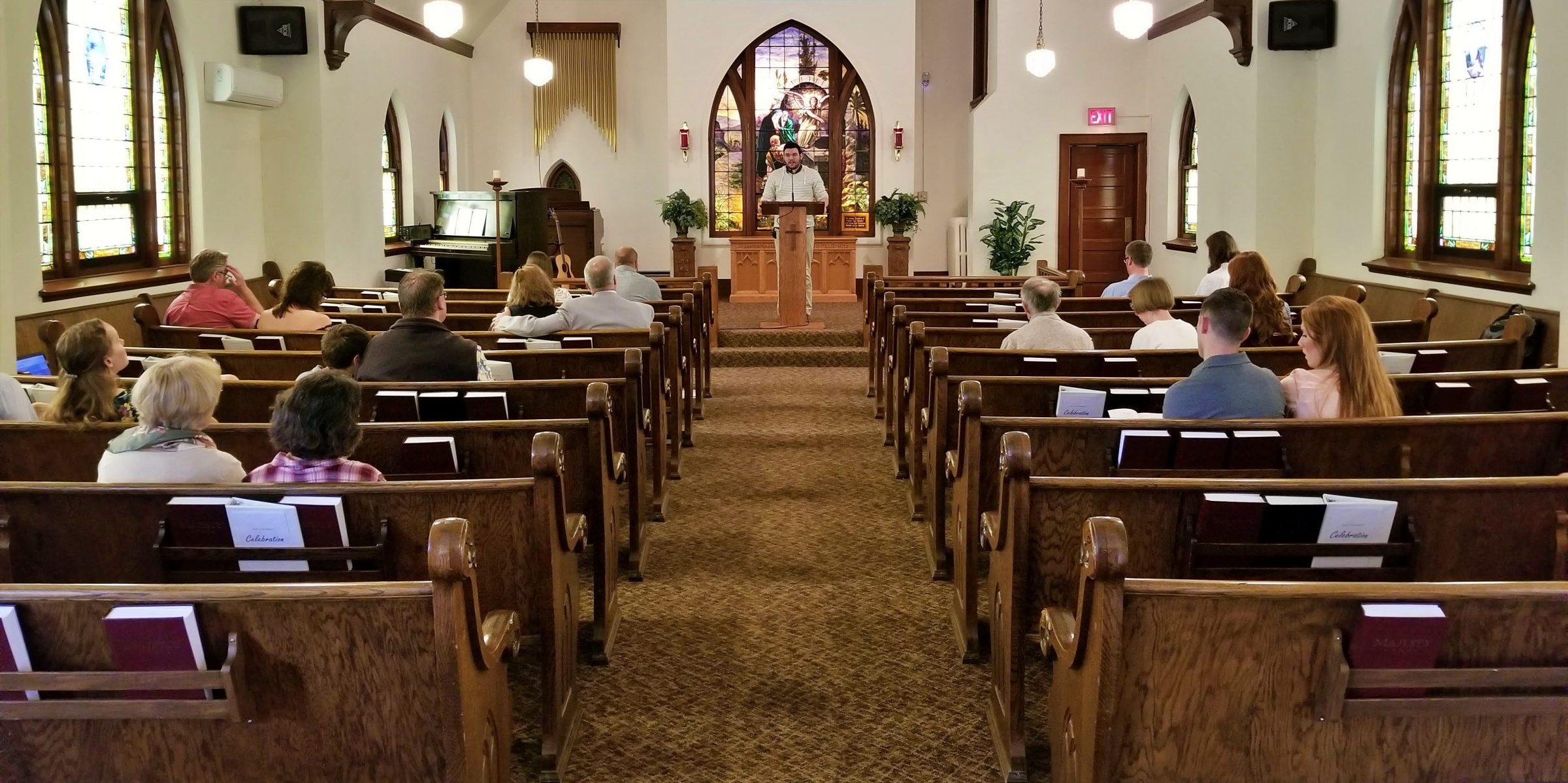 Sand Creek Baptist